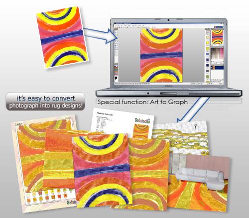 Rug Design Software